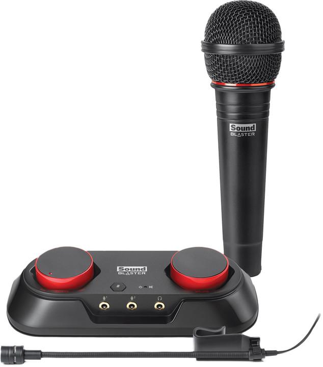 Creative Sound Blaster R3 - nahrávací studio