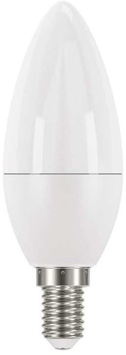 Emos LED žárovka Classic Candle 8W E14, neutrální bílá