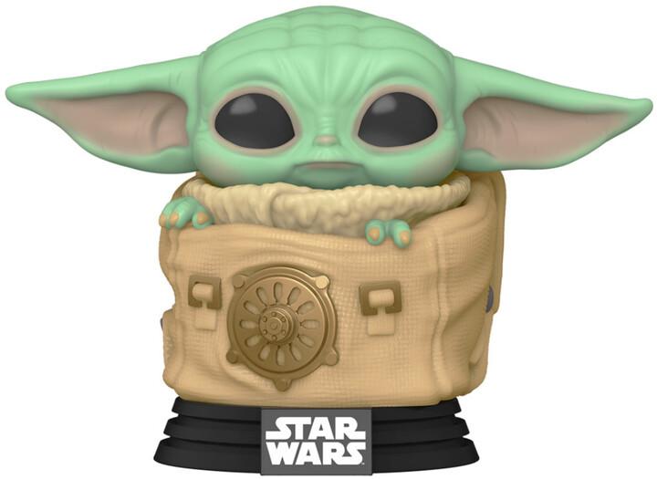 Figurka Funko POP! Star Wars Mandalorian - Child with bag