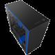 NZXT H700i, Matte Black/Blue  + Powerbanka EnerGEEK v hodnotě 499 Kč