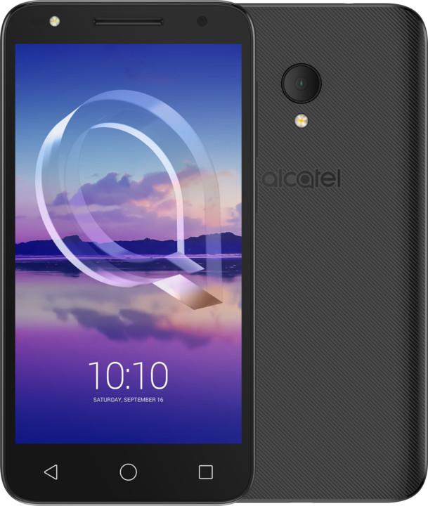 ALCATEL U5 HD 5047D, černá
