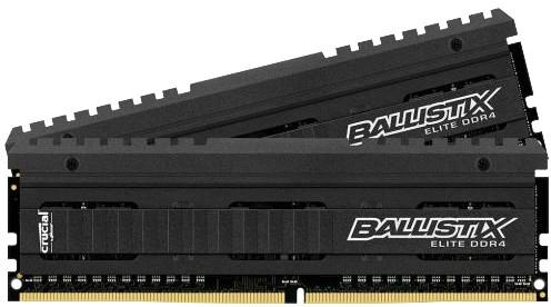 Crucial Ballistix Elite 16GB (2x8GB) DDR4 3600