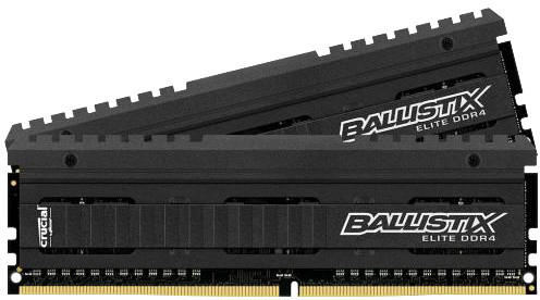 Crucial Ballistix Elite 8GB (2x4GB) DDR4 3200