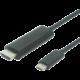 PremiumCord USB3.1 na HDMI kabel 1,8m rozlišení obrazu 4K*2K@60Hz