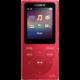 Sony NWZ-E393, 4GB, červená