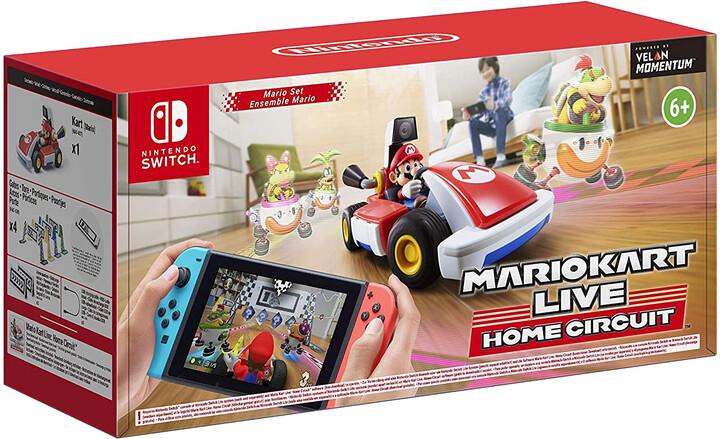 Mario Kart Live Home Circuit - Mario (SWITCH)