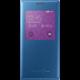 Samsung flipové pouzdro S-view EF-CG800B pro Galaxy S5 mini (SM-G800), modrá
