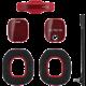 Astro A40 TR Mod Kit, červená