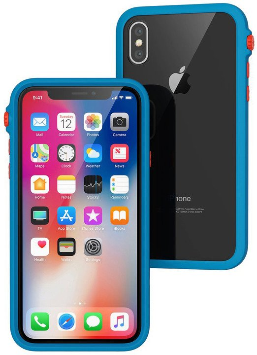 Catalyst Impact Protection case pro iPhone X, modrý