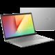 ASUS VivoBook 14 K413EA, stříbrná Servisní pohotovost – vylepšený servis PC a NTB ZDARMA