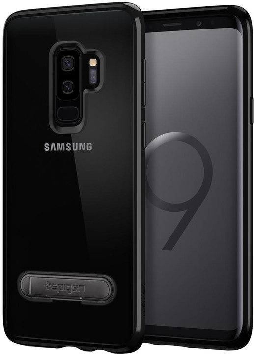 Spigen Ultra Hybrid S pro Samsung Galaxy S9+, midnight black