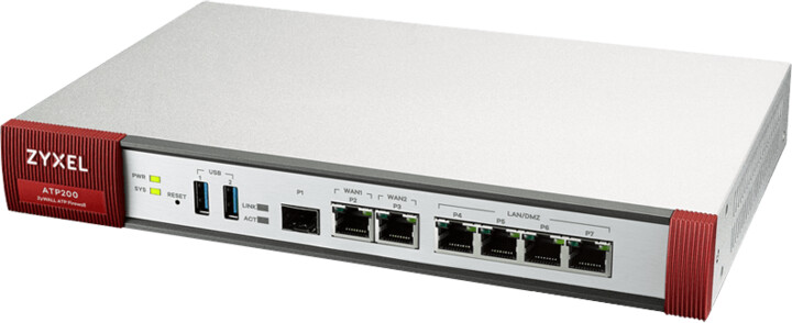 Zyxel ATP200 Firewall, 1Y Gold Security Pack