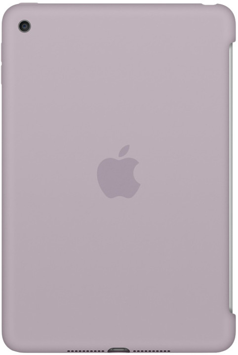 Apple iPad mini 4 Silicone Case, fialová
