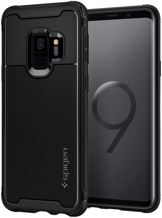 Spigen Rugged Armor Urban pro Samsung Galaxy S9, black