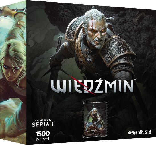 Puzzle Zaklínač - Geralt