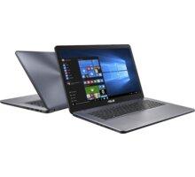 ASUS VivoBook 17 M705BA, šedá - M705BA-BX005T
