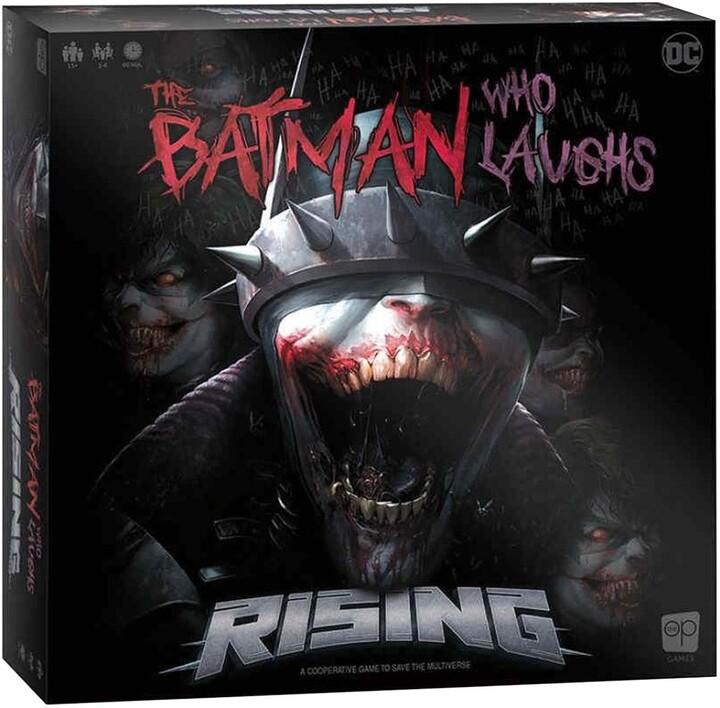Desková hra The Batman Who Laughs Rising (EN)