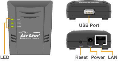 AIRLIVE MFP-101U DRIVER WINDOWS XP
