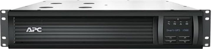 APC Smart-UPS 1500VA LCD RM + (AP9631) síťová karta