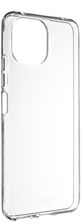 FIXED gelové pouzdro pro Xiaomi Mi 11 Lite/Mi 11 Lite 5G, čiré