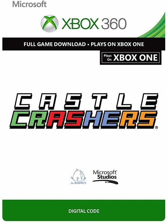 Castle Crashers (Xbox ONE, Xbox 360) - elektronicky