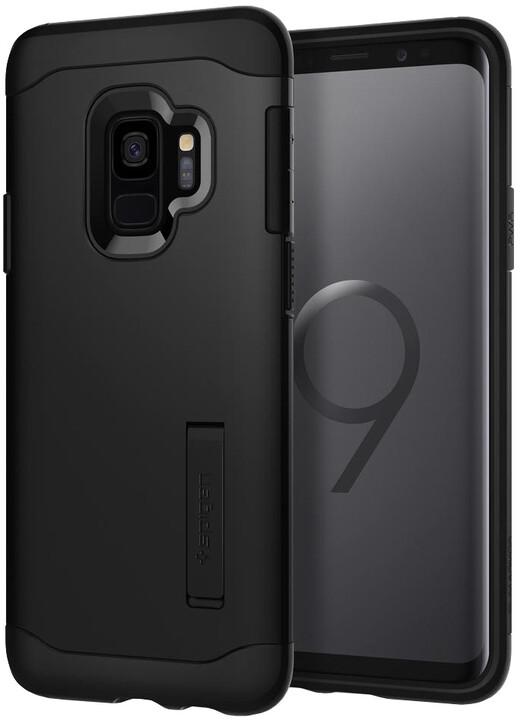Spigen Slim Armor pro Samsung Galaxy S9, black