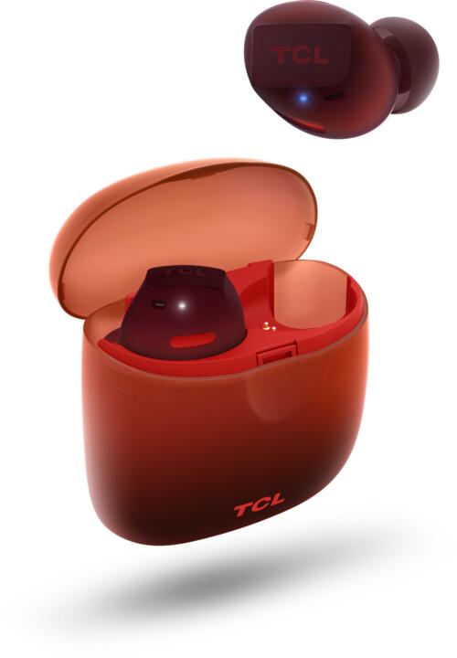 TCL SOCL 500, oranžová