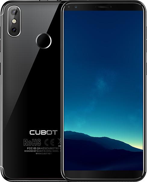 CUBOT R11, 16GB, černá