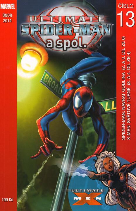 Komiks Ultimate Spider-Man a spol., 13.díl, Marvel