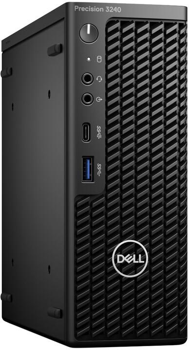 Dell Precision (3240) CFF, černá