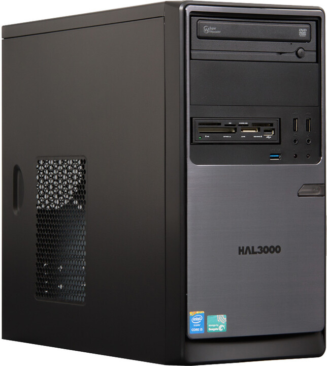 HAL3000 ProWork /i3-4160/4GB/1TB/IntelHD/W8.1