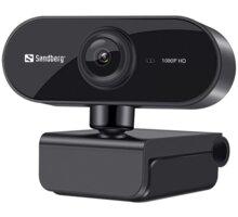Sandberg USB Webcam Flex, černá - 133-97