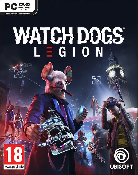 Watch Dogs: Legion (PC)