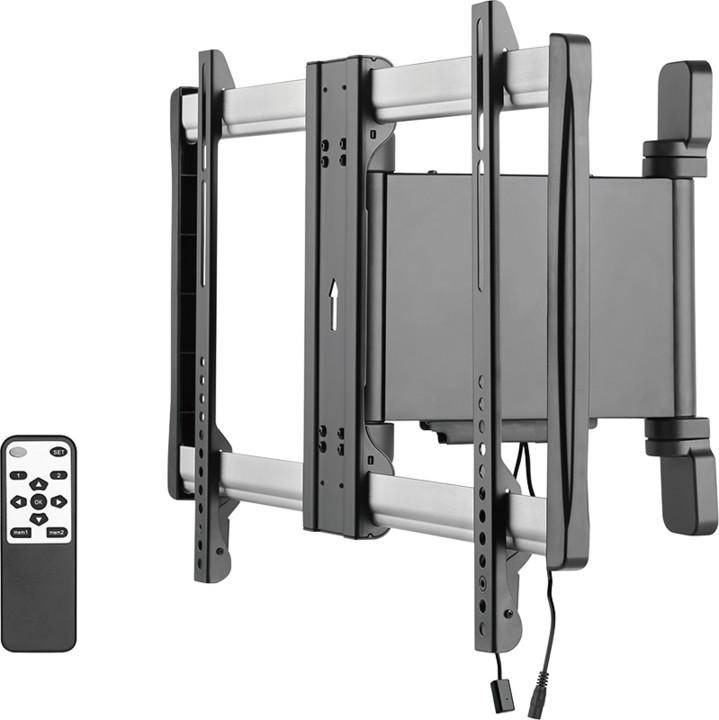 Stell SHO 8120, držák s ovladačem na TV, černá