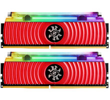 ADATA XPG SPECTRIX D80 16GB (2x8GB) DDR4 3200, červená CL 16 AX4U320038G16-DR80