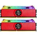 ADATA XPG SPECTRIX D80 16GB (2x8GB) DDR4 3000, červená