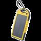 Forever PB-016 5 000 mAh, solární, žlutá