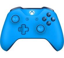 Xbox ONE S Bezdrátový ovladač, modrý (PC, Xbox ONE) - WL3-00020