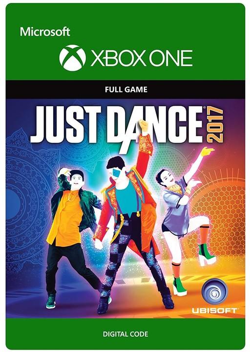 Just Dance 2017 (Xbox ONE) - elektronicky