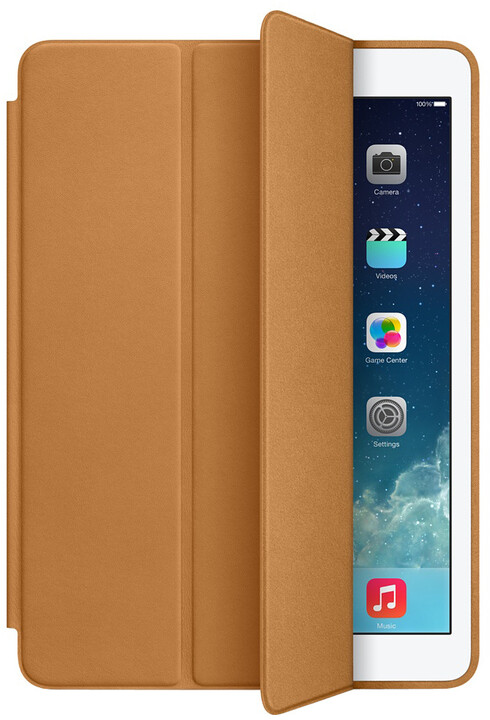 APPLE Smart Case pro iPad Air, hnědá
