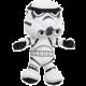 Plyšák Star Wars - Stormtrooper, 17 cm