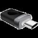 Mcdodo redukce z USB 3.0 A/F na USB-C (31.7x12,2x6,95 mm), šedá