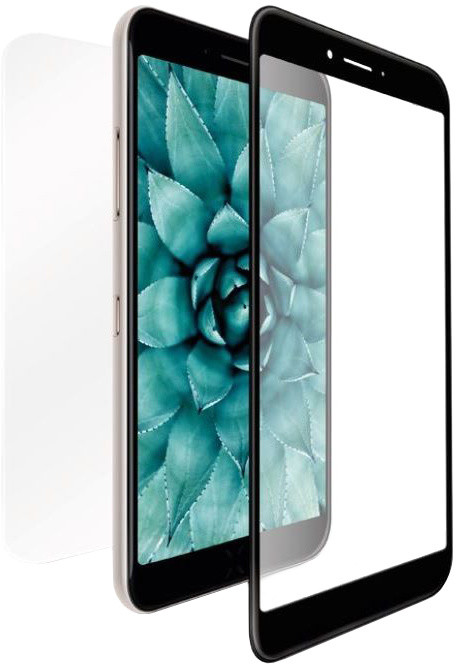 FIXED Set ochranných tvrzených skel pro přední a zadní stranu Apple iPhone X/ Xs