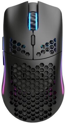Glorious Model O Wireless, černá