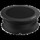MiniBatt Fs80 Qi vestavěná fast charge bezdrátová nabíječka, černá
