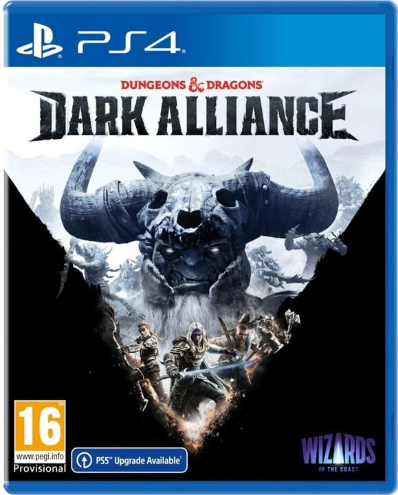 Dungeons & Dragons: Dark Alliance - Steelbook Edition (PS4)