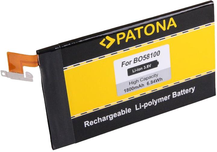 Patona baterie pro mobil HTC ONE 601n 1800mAh 3,8V Li-pol