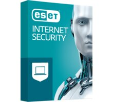 ESET Internet Security pro 1 PC na 3 roky