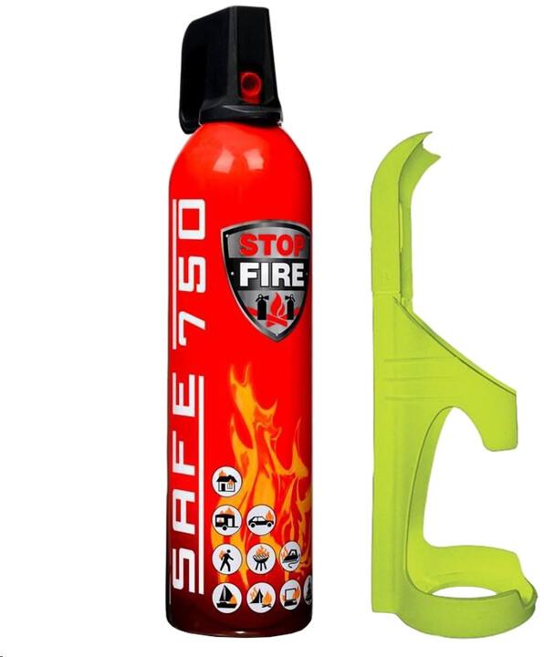 SAFE SET SAFE 750 Hasicí sprej 750 ml + SAFE 75F držák