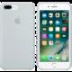 Apple iPhone 7 Plus/8 Plus Silicone Case, mlhavě modrá